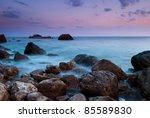 Beautiful Seashore