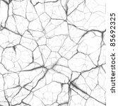 cracked marble background | Shutterstock .eps vector #85692325