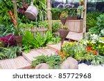 Beautiful Garden   Home Exterior