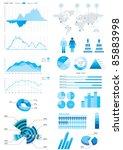 detail info graphicvector... | Shutterstock .eps vector #85883998