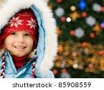 Happy Christmas   Little Girl...