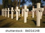 The Military Cemetery With...