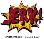 jerk | Shutterstock .eps vector #86111113