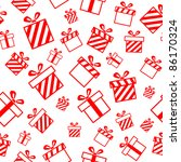 seamless vector pattern with... | Shutterstock .eps vector #86170324