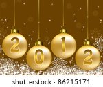 christmas background. abstract...   Shutterstock . vector #86215171