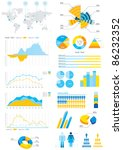 detail info graphic vector...   Shutterstock .eps vector #86232352