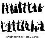 frail | Shutterstock .eps vector #8623348