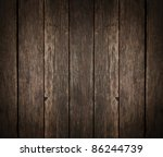 Old  Grunge Wood Panels Used A...