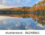 Autumn  Scout Lake With...