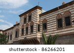 the ottoman market  smyrna. | Shutterstock . vector #86266201