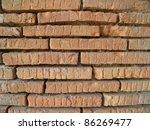 rome   trajan's forum and... | Shutterstock . vector #86269477
