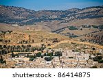 Panorama Of The Upper City Of...