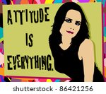 attitude is everything.