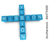 Vision And Mission Crossword O...