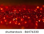 abstract red twinkled ... | Shutterstock . vector #86476330