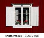 gammelstad church town  swedish ...   Shutterstock . vector #86519458