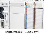 plc automation | Shutterstock . vector #86557594