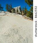 yosemite's half dome | Shutterstock . vector #8662552