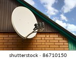 Satelite Is Attached To The...