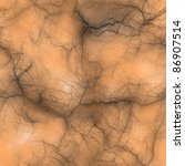 alien flesh seamless texture - stock photo