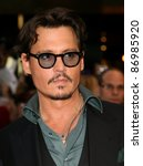 Johnny Depp Arriving For The U...