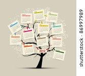 Calendar Tree 2012 For Your...