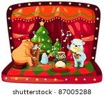 illustration of isolated... | Shutterstock .eps vector #87005288