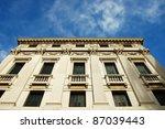 heritage building in venice ... | Shutterstock . vector #87039443