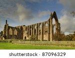 Ruins Of Bolton Abbey  North...