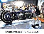 minsk   september 24  stand... | Shutterstock . vector #87117265