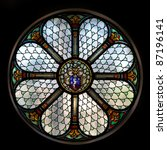 Circle Shape Stained Glass...