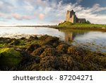 Dunguaire Castle At Sunset  Co...