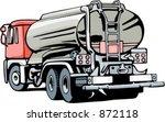 tanker truck. check my... | Shutterstock .eps vector #872118