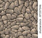 Seamless Rock Stone Background...
