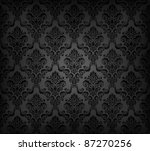 vector illustration of black... | Shutterstock .eps vector #87270256