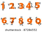 Set Of Funny Cat Numbers