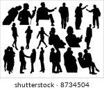 exist | Shutterstock .eps vector #8734504