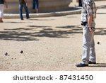 Boules  Petanque  Game  French...