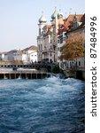 Lucerne  Switzerland  View The...