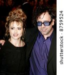 Tim Burton And Helena Bonham...