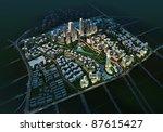 3d building   Shutterstock . vector #87615427