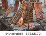 Asado  Traditional Dish In...