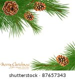 Festive Vector Background With...