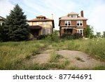 Abandoned Houses In Detroit ...