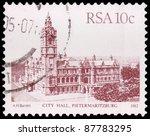 South Africa   Circa 1982  A 10 ...
