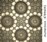 Oriental Mosaic Detail   Hassa...