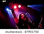 buenos aires   october 21 ... | Shutterstock . vector #87901750