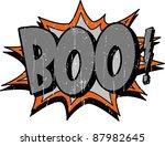 boo | Shutterstock .eps vector #87982645