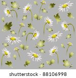 seamless background from a... | Shutterstock . vector #88106998