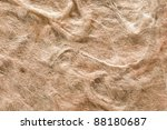 full frame abstract felty background - stock photo